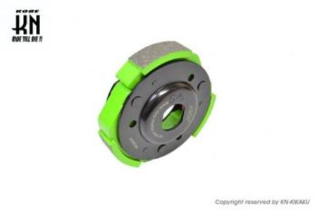 KN Planning Green Lightracing Clutch