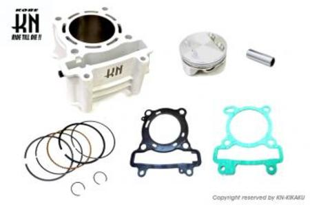 KN Planning Plating Bore Up-kit voor aluminium