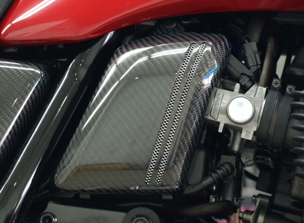 FORCE DESIGN Carbon Air Cleaner Cover