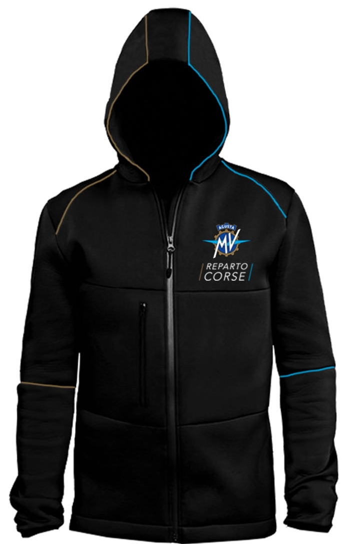 MV AGUSTA MV Agusta Piping Neoprene Jacket
