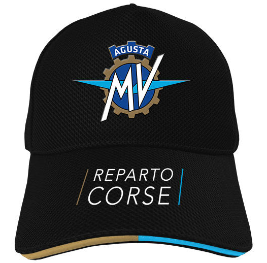MV AGUSTA MV Agusta Piping Baseball Cap