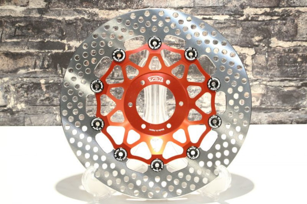 T2 Racing Works Rear Brake Rotor