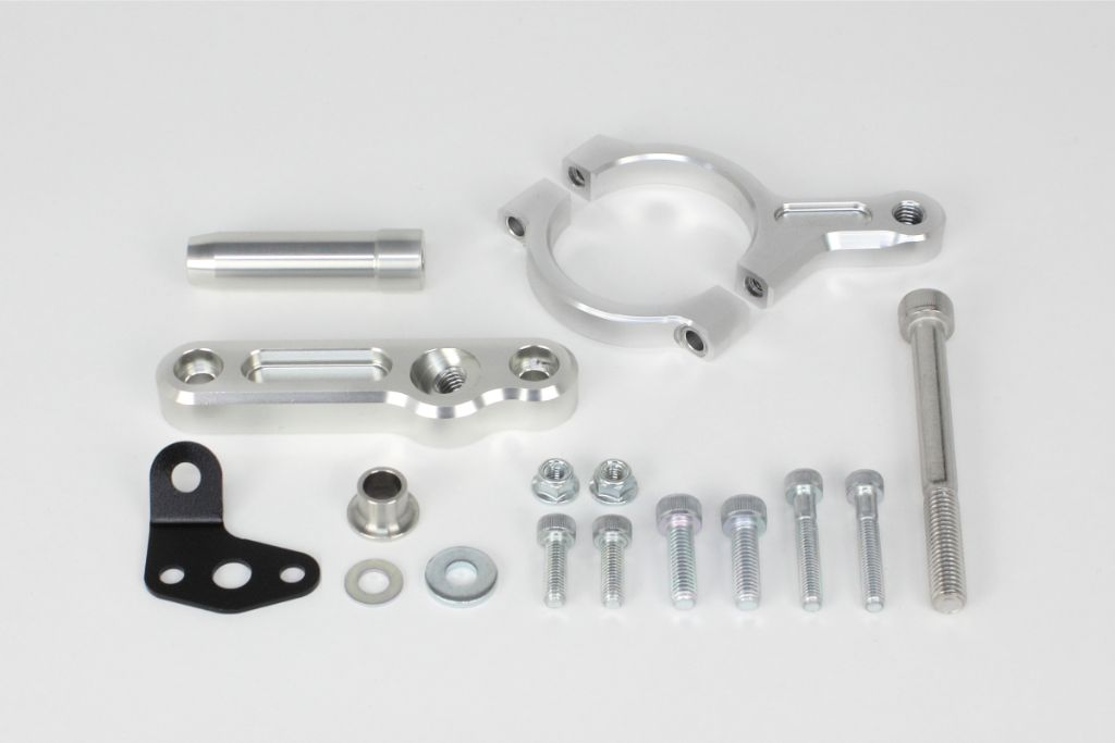 SP TAKEGAWA (Special Parts TAKEGAWA) Kit de soporte del amortiguador de direccion
