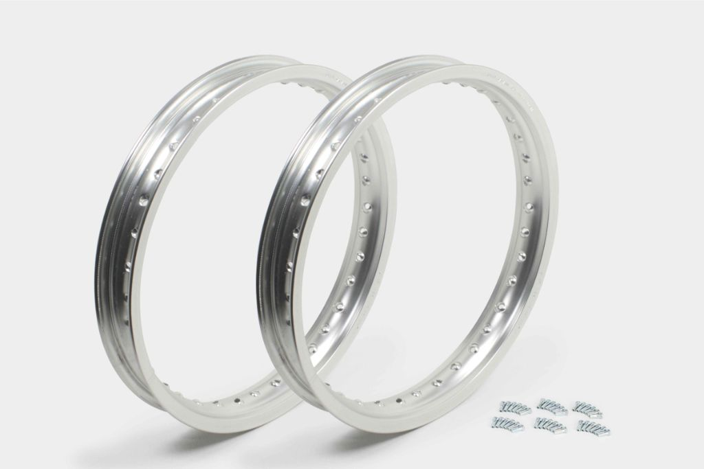 SP TAKEGAWA (Special Parts TAKEGAWA) 17inches (Front/Back) Aluminum Wide Wheel Rim Kit