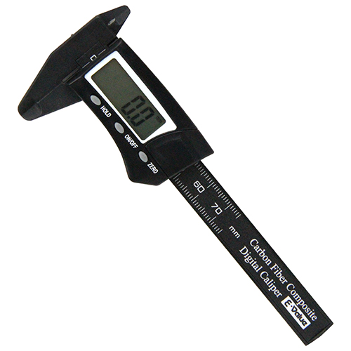 E-Value Digital Caliper Carbon F Mini