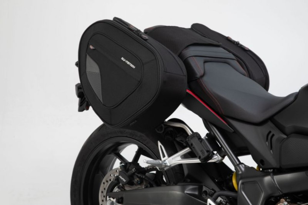 SW-MOTECH BLAZE Saddlebag Set High Version