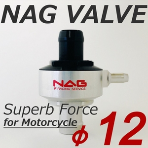 NAG racing service Type de décompression variable du régulateur de pression interne