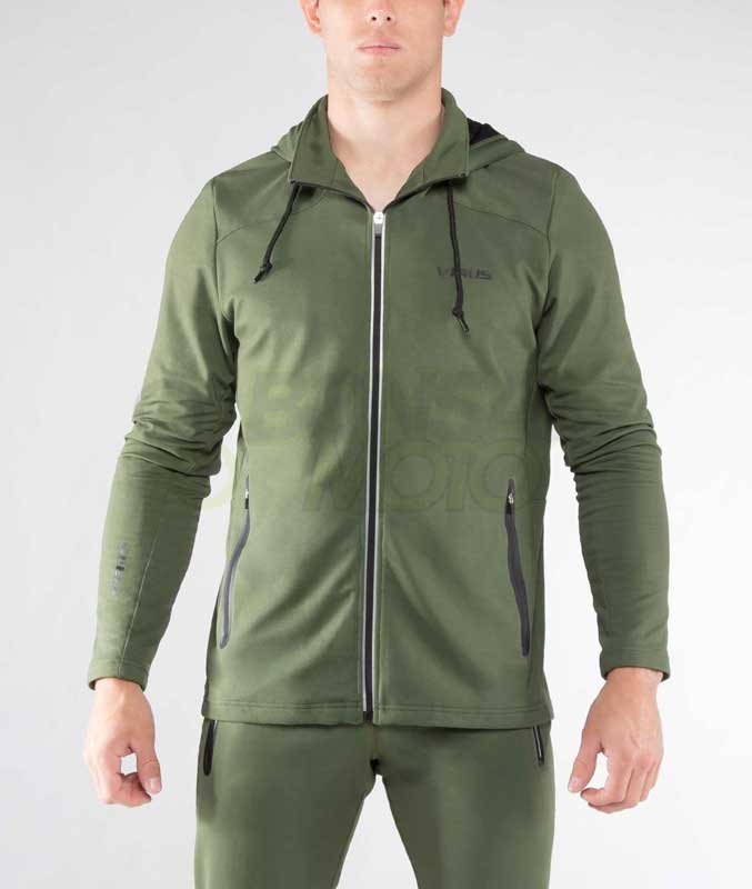 VIRUS Full Zip Up Trainingjacket (Au 17)
