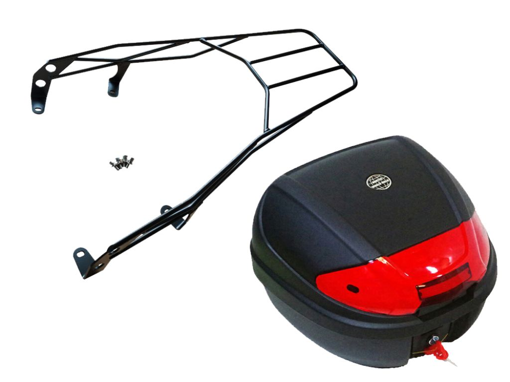 World Walk Rear Carrier Rear Box Set