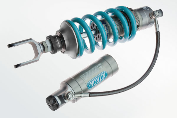 NITRON Suspension arrière Mono Shock NTR R2 Series