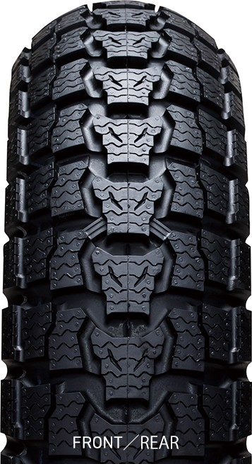 IRC SN26 [130/70-13 63P R TL] Snow Tire