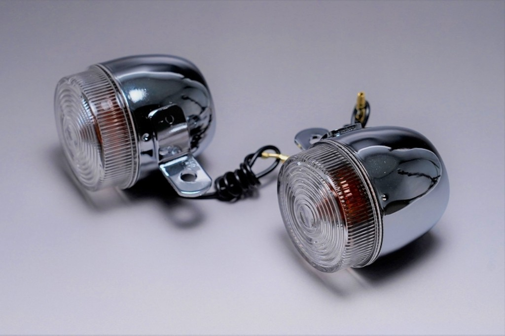 MINIMOTO Blinker Set with Clear Lens (for Left and Right)