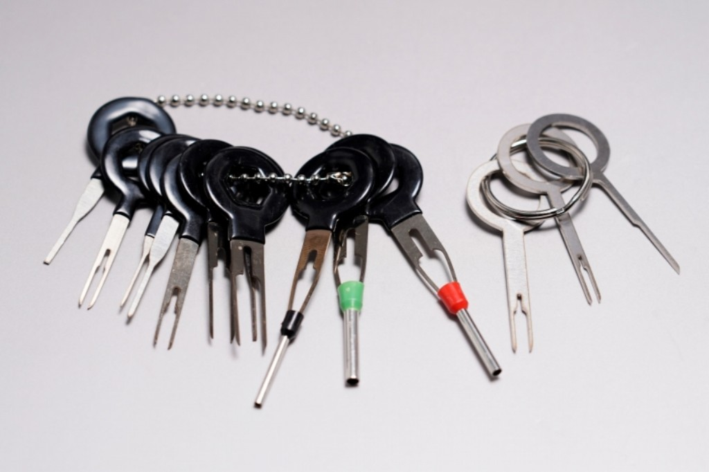 MINIMOTO : Connector Pin Terminal Removal Tool Set [6693]