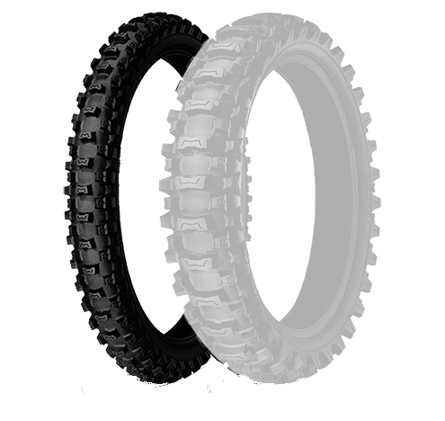 MICHELIN STARCROSS MS3 МЛАДШИЙ [70/100-19 М/C 42М ТТ] Starcross Средней М