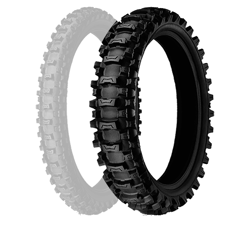 MICHELIN STARCROSS MS3 МЛАДШИЙ [90/100-16 М/C 51М ТТ] Starcross Средней М