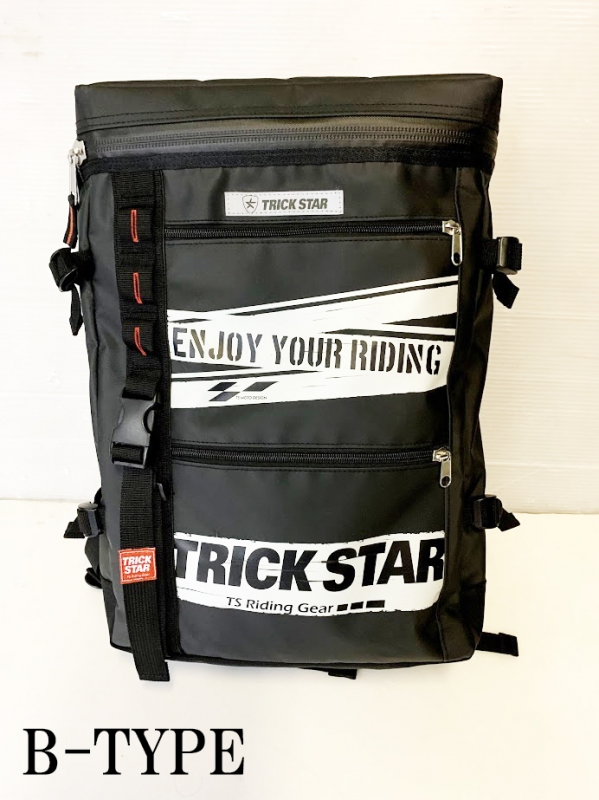 TRICK STAR Hard Day Bag