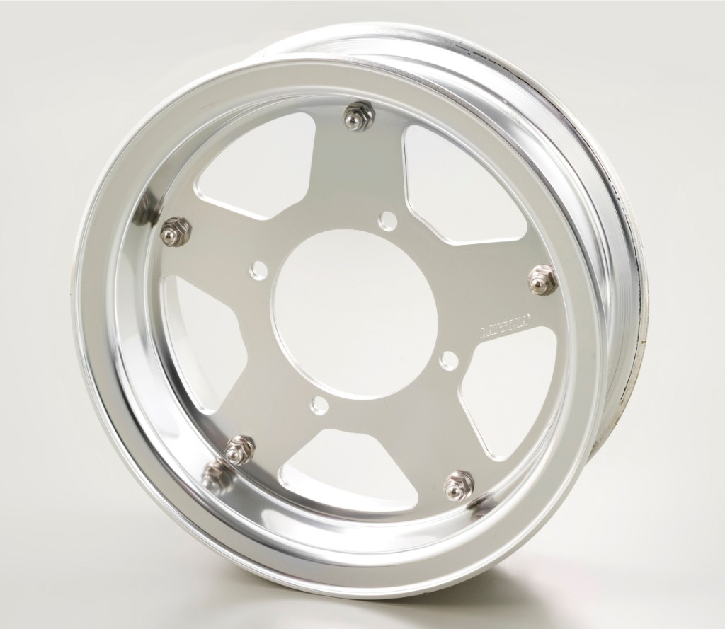 DAYTONA Aluminum Wheel 5-Spoke