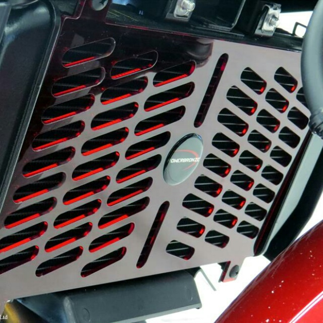 ODAX POWERBRONZE Radiator Cover