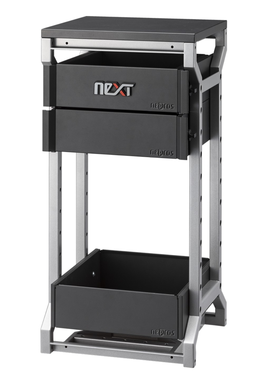 Nepros Nepros Next Narrowbase (3 Steps 2 Drawers)
