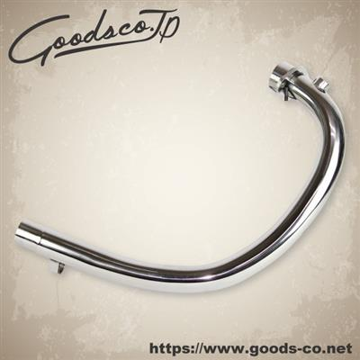 GOODS Stainless Hand Bent Exhaust Pipe