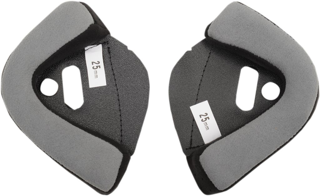 BILTWELL BONANZA CHEEK PADS Cheek Pad