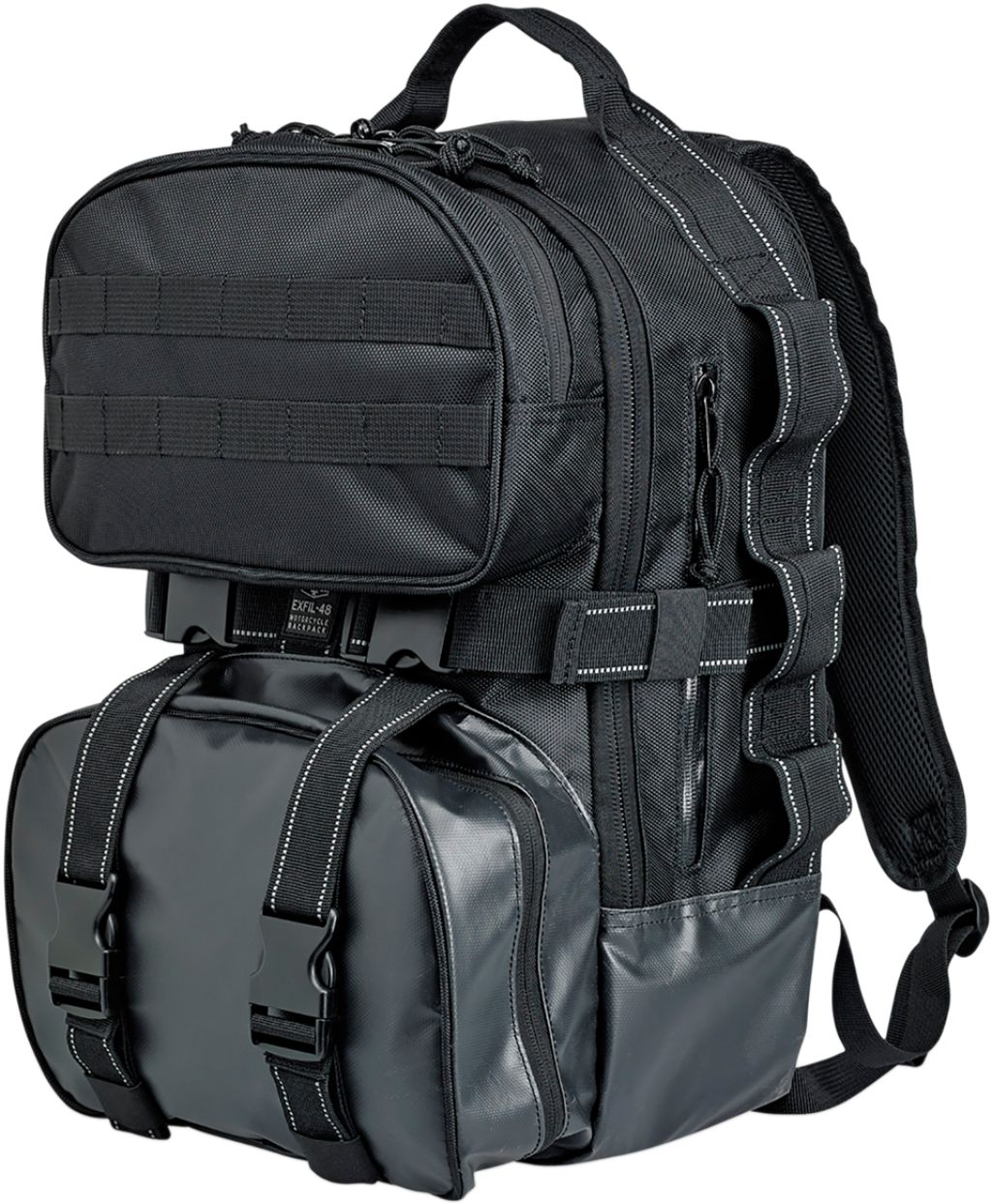 BILTWELL BACKPACK EXFIL 48 BLK Veske [3517-0450]