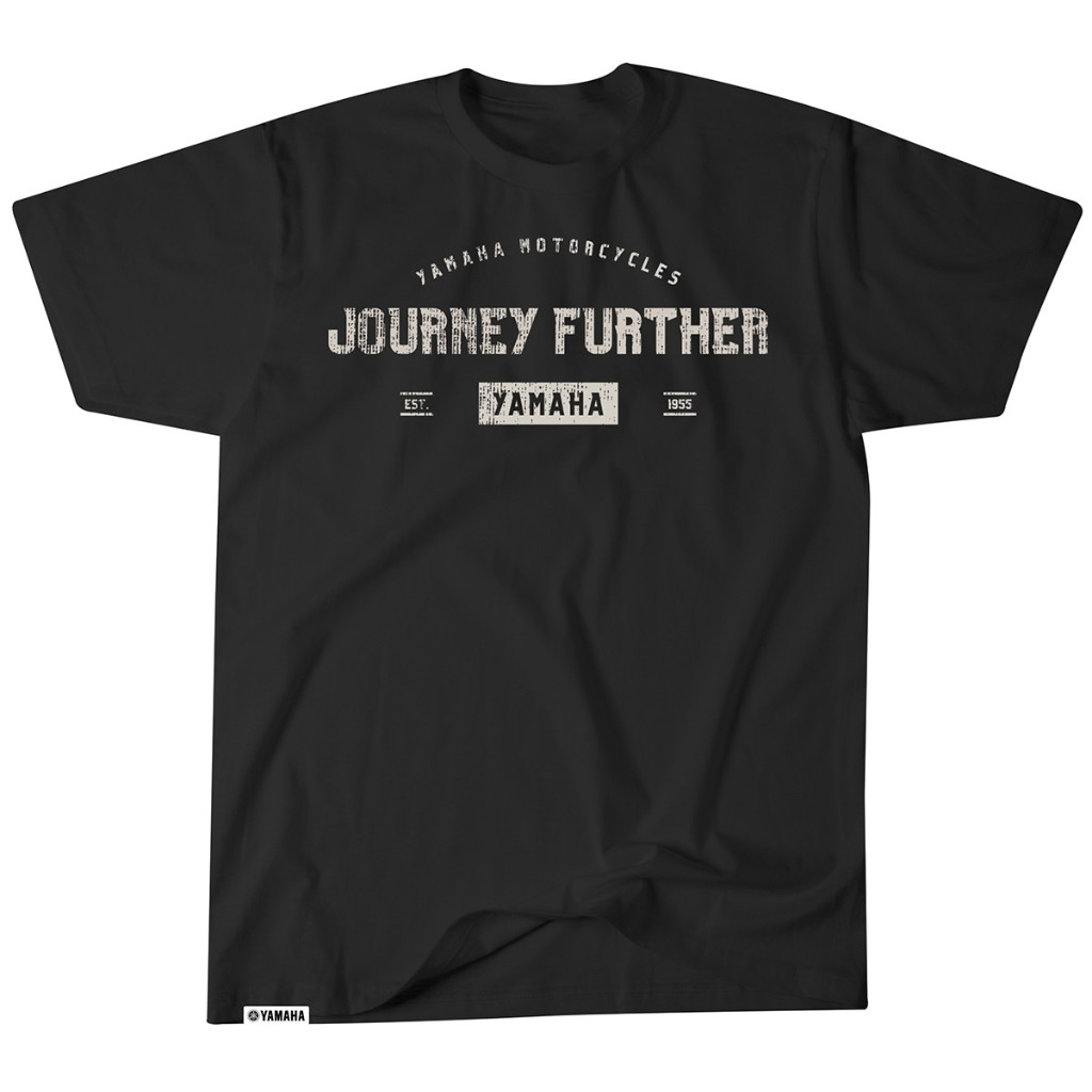 US YAMAHA Journey Further Yamaha Tee