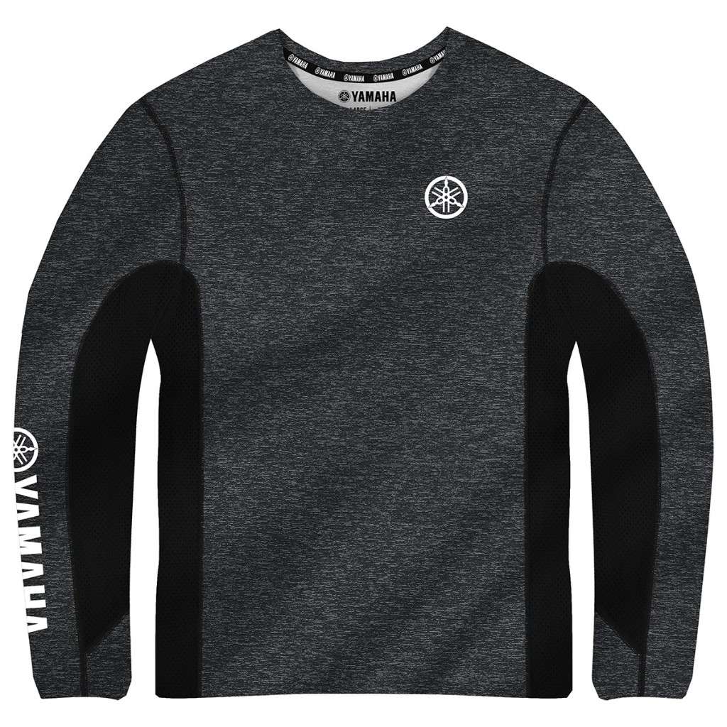 US YAMAHA Yamaha Performance Long Sleeve Tee