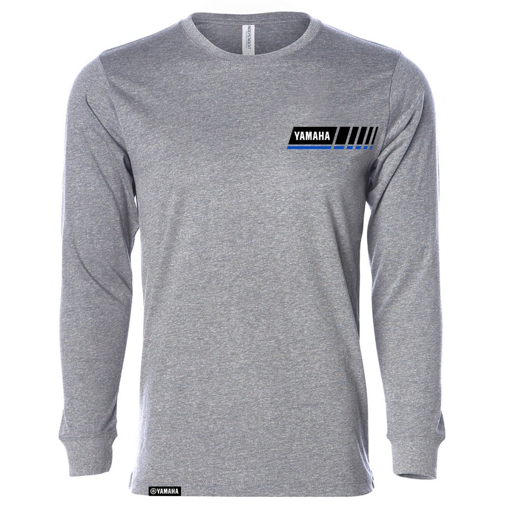 US YAMAHA Blue Revs Yamaha Long Sleeve Tee