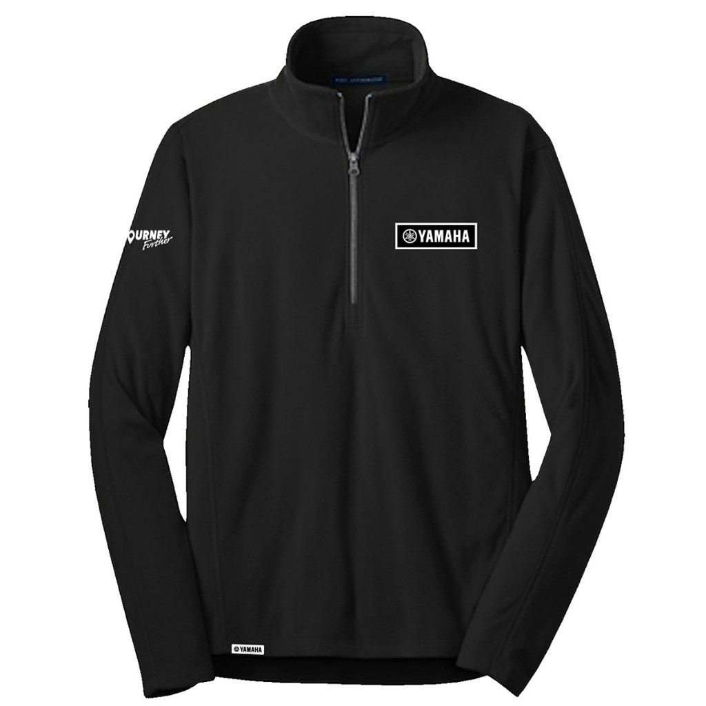 US YAMAHA Journey Further Yamaha 1/4-Zip Pullover