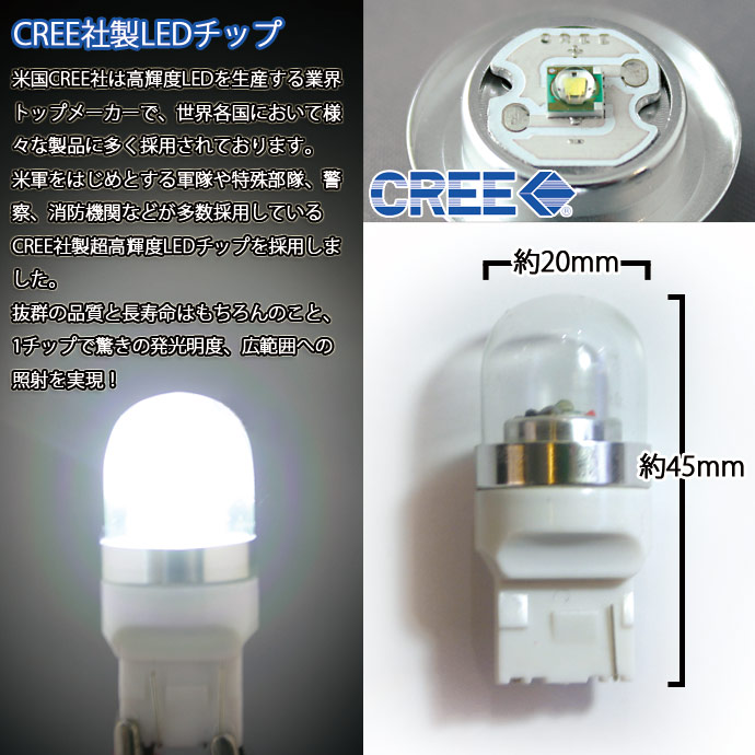 DELTA DIRECT MOTO CREE T20