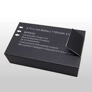ODAX Battery for Sports Cameras J1000s