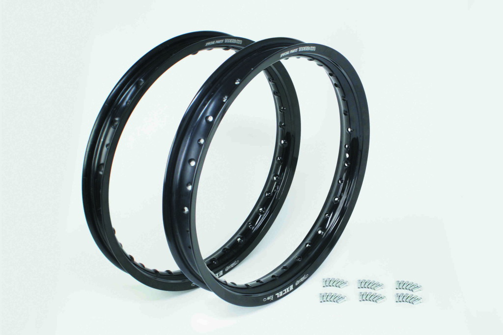 SP TAKEGAWA (Special Parts TAKEGAWA) Aluminum Wide Wheel Rim Kit