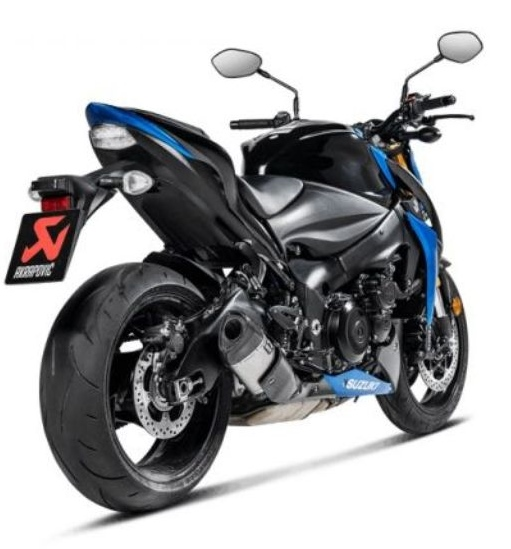 AKRAPOVIC JMCA Specification Slip-on Silencer