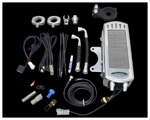 Neofactory [ULTRA Cool(ultracool)] Side Mount Oil Cooler System