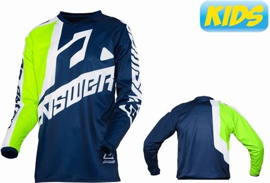 kids mx jersey