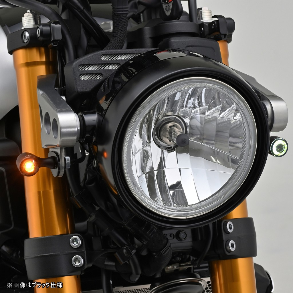 QP highside LED Indicator Apollo Classic Black Scout Kingpin 1634 Tour