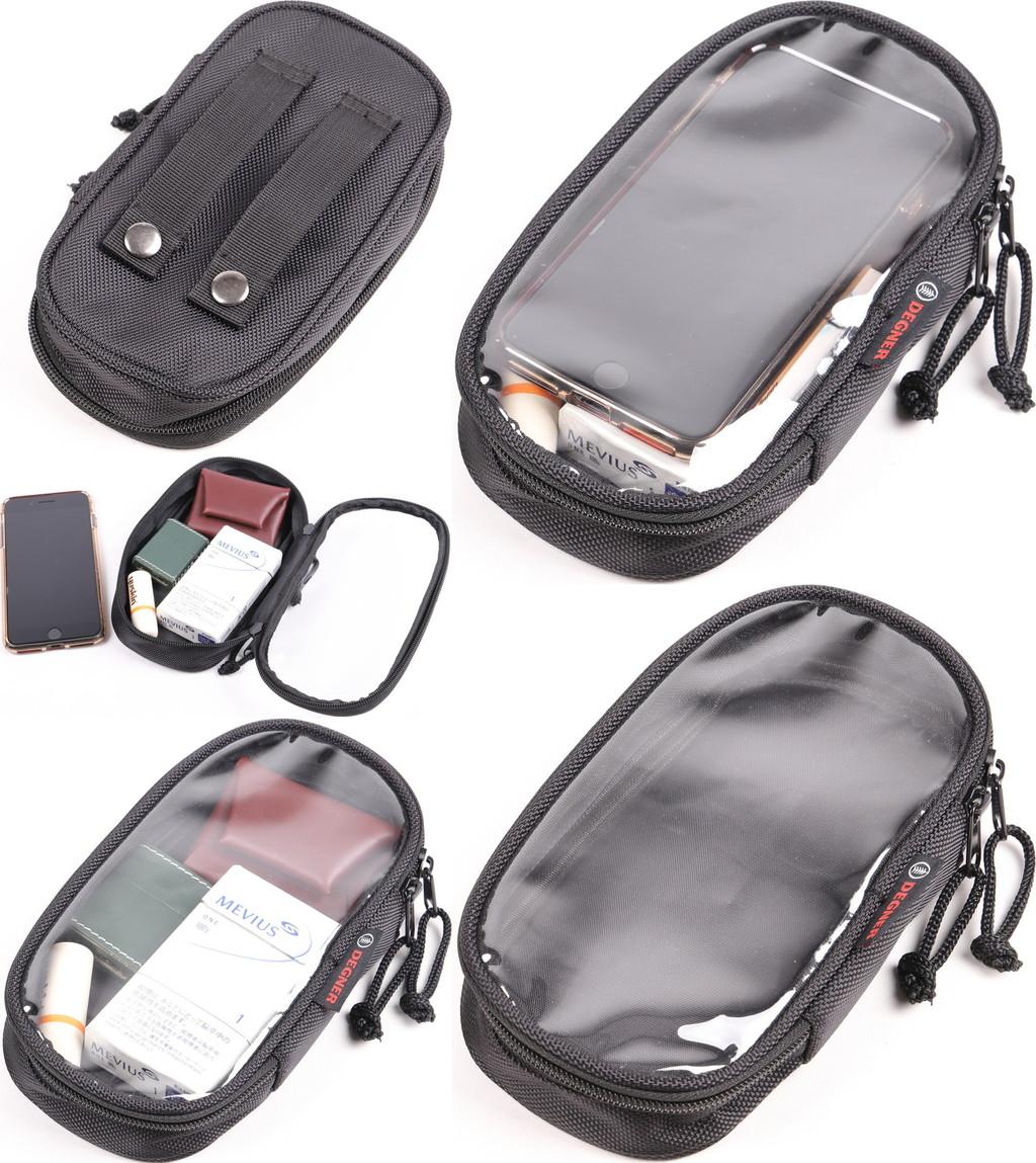 DEGNER : Seattank Bag sete TANK VESKE [NB 173] [NB 173]