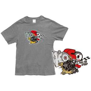 KOSO KOSO CRAZY THROTTLE BODY BOY T-Shirt
