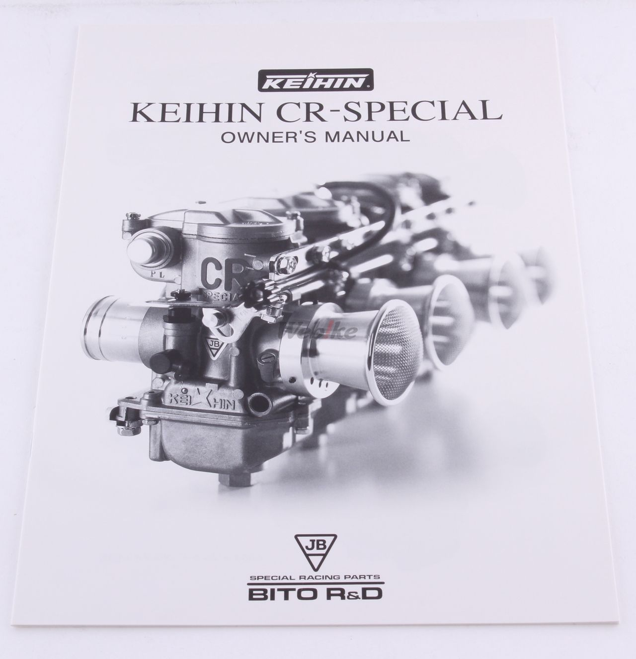 Keihin Cr Special Carburetor Tuning Manual