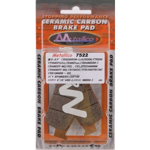 METALLICO STD Spec Brake Pads