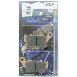 CARBONE LORRAINE Brake Pads RX3 Standard for Street-Race