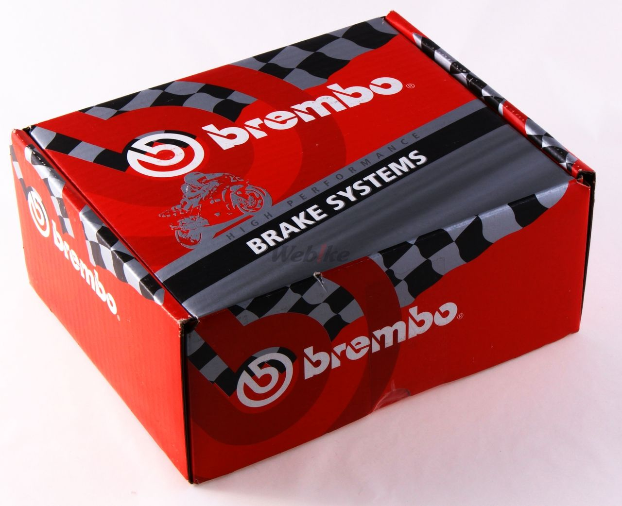 brembo : Monoblock Radial Mount Brake Caliper P4 34/34 100mm