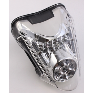 IMPACT LED Custom Tail Light with Blinker Function Clear Lens