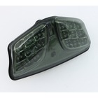 IMPACT LED Custom Tail Light with Blinker Function Smoke Lens