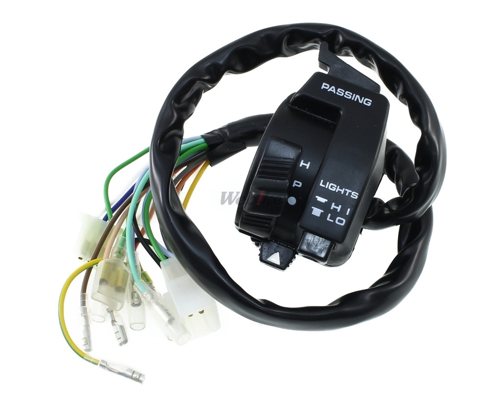 Sp Takegawa Special Parts Takeg Combination Switch Assembly 05 Honda Monkey Z50j Wiring Diagram Page 1 Of