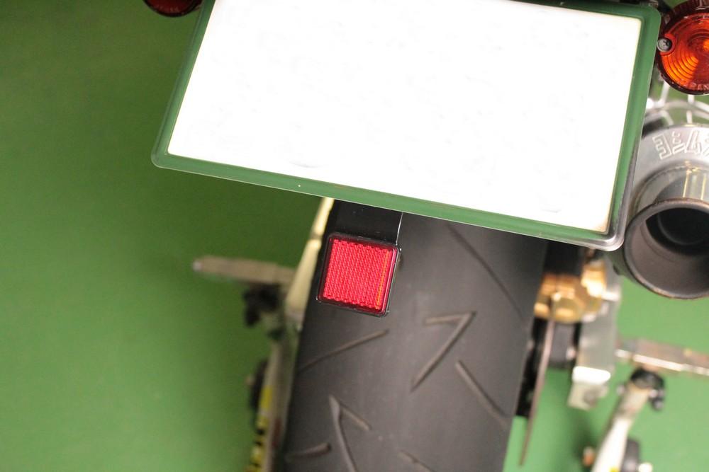 【Webike MODE】反光板套件 方型 - 「Webike-摩托百貨」