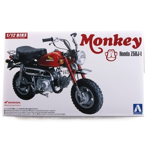 HONDA Monkey Plastic Model