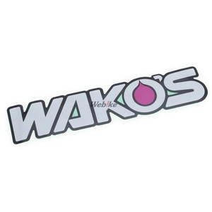 Wakos Letter Sticker