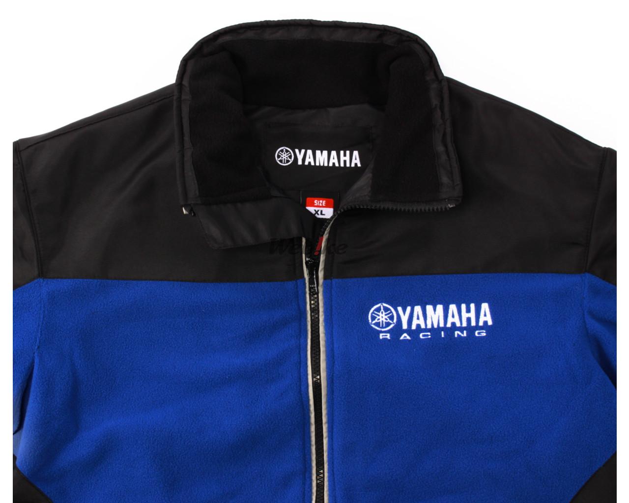 【US YAMAHA】Yamaha      競賽 搖粒絨連帽外套 - 「Webike-摩托百貨」